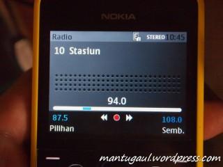 Perekaman radio