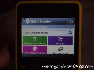 Nokia Nearby