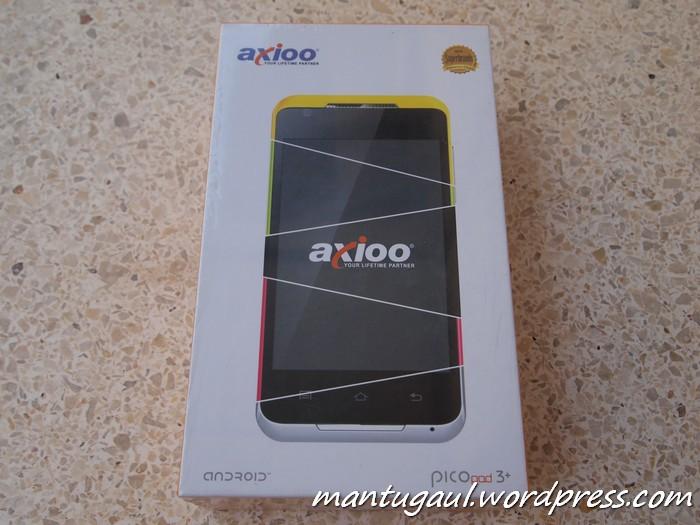 Review Ponsel Axioo Picopad 3+ GCE, Harga Rendah Resolusi Tinggi (2/6)