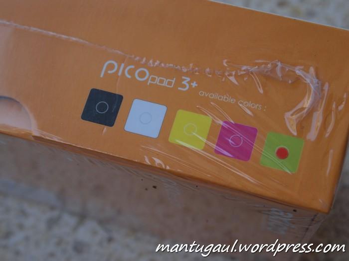 Review Ponsel Axioo Picopad 3+ GCE, Harga Rendah Resolusi Tinggi (3/6)