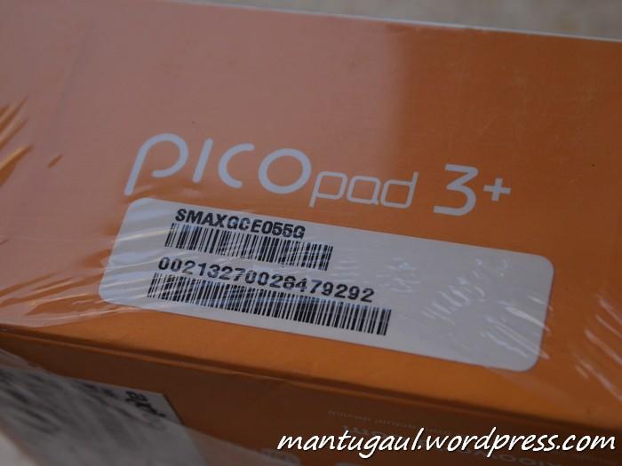 Review Ponsel Axioo Picopad 3+ GCE, Harga Rendah Resolusi Tinggi (5/6)