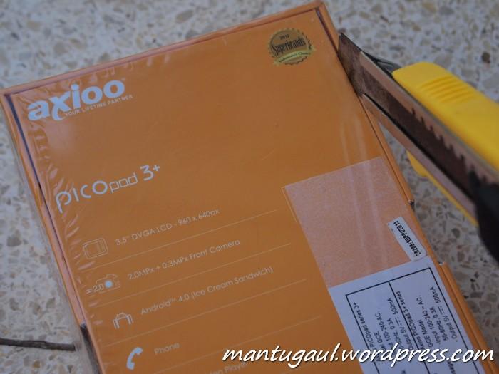 Review Ponsel Axioo Picopad 3+ GCE, Harga Rendah Resolusi Tinggi (6/6)