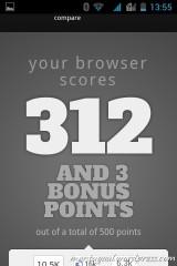 HTML5 test pakai browser