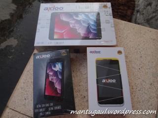 Wah ada 3 Axioo, sekarang review GDS