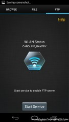 FTP via Wifi