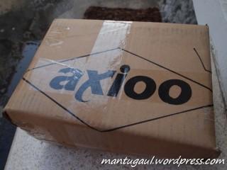 Paket datang