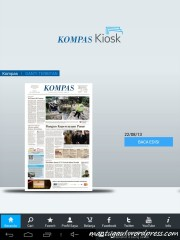Kompas Kiosk