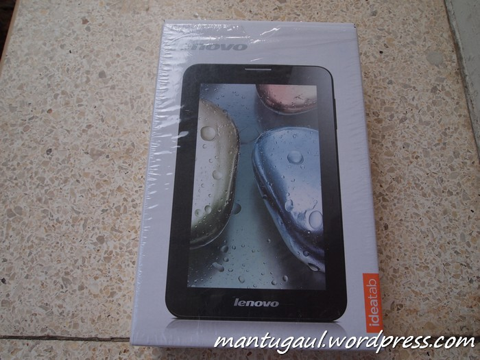 Review Tablet Lenovo Ideapad A3000, Quadcore 7