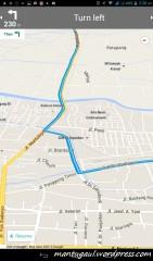 Google Navigation