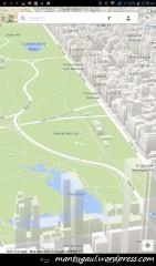 Google Maps Building