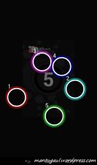 Multitouch 5 titik sentuh