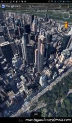Google Earth 3D building