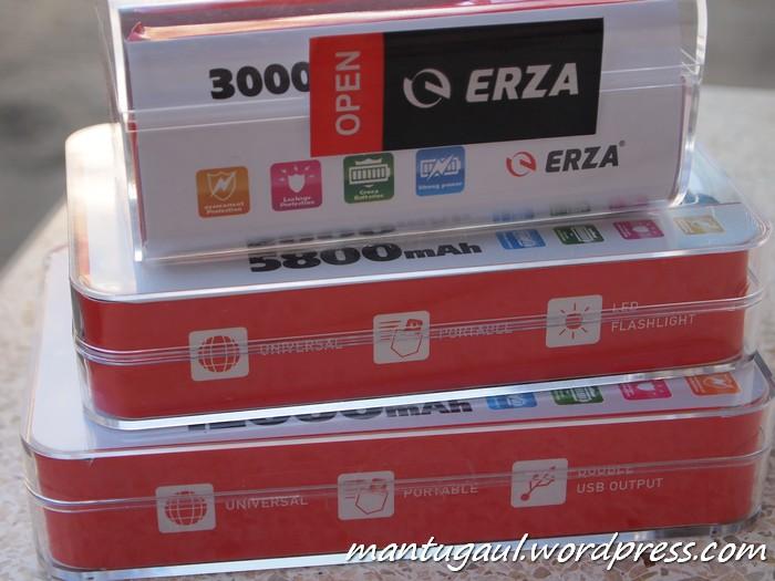 3 Powerbank Erza