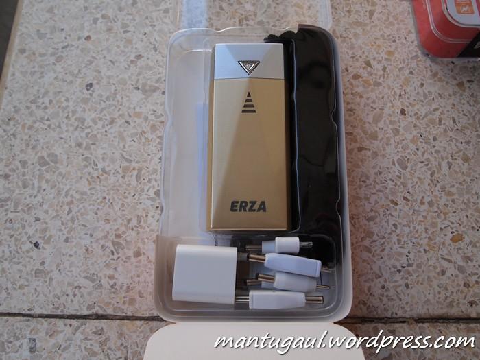 Unboxing Erza 5800 mAh