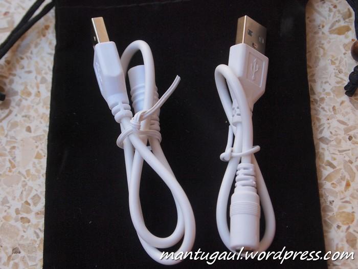 2 kabel USB
