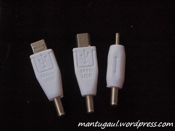 Mini USB, Micro USB dan Nokia