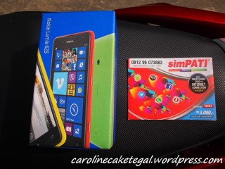 Kotak Nokia Lumia 625