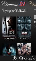 Bioskop 21 app