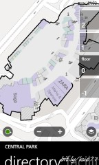 Here Maps with indoor maps