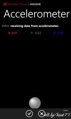 Accerelometer