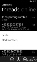 Bisa Block SMS