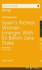 Bing Top Headlines