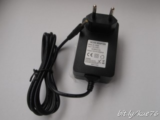 Charger 12V=2A