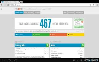 Chrome browser terdetek sebagai ipad loh