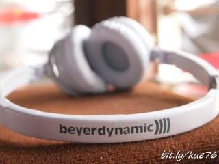 Headband bertuliskan beyerdynamic
