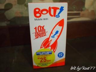 Kotak Mifi Bolt 4G MF90