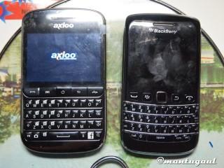 Perbandingan dengan BB 9790