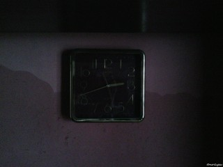 Hasil foto kamera utama (indoor)