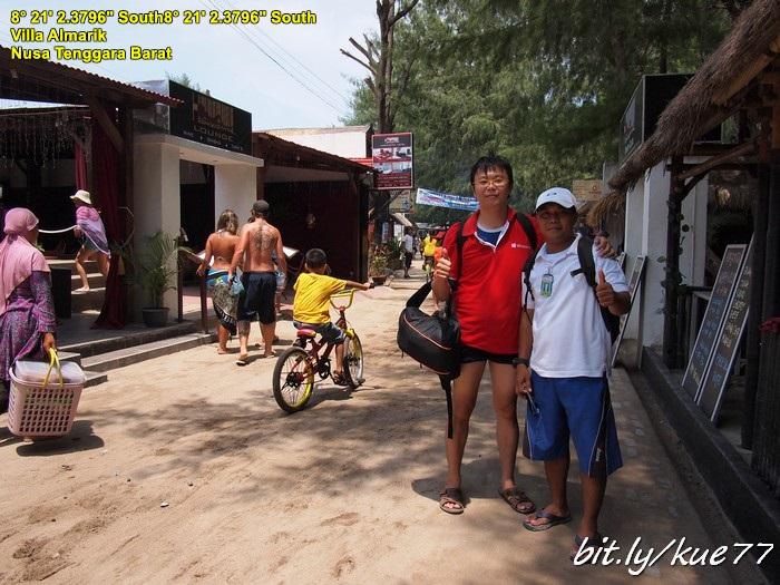 Me & Maz Azis Lombok