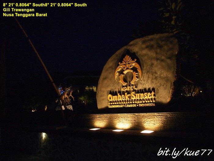 Hotel Ombak sebelah Hotel Queen