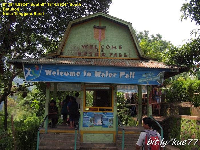 Air Terjun di Desa Senaru: Air Terjun Sendang Gile & Tiu Kelep