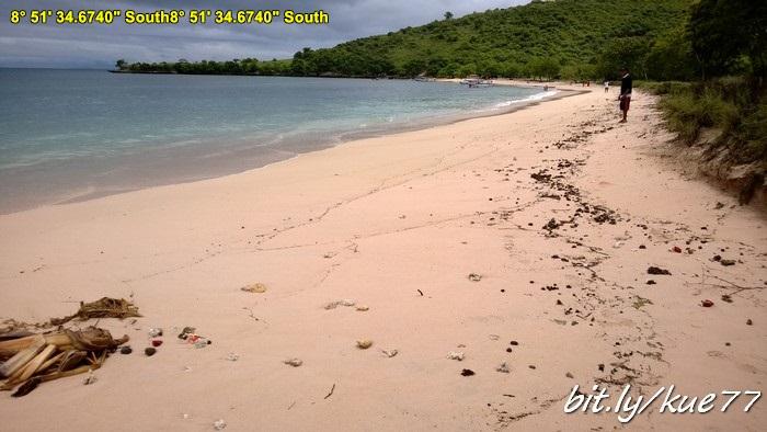 Pantai pink