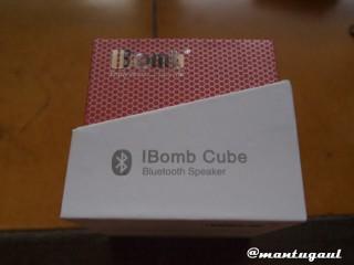 iBomb Cube