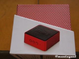 Kotak iBomb Cube