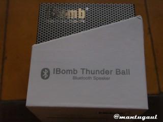 Kotak iBomb Thunderball