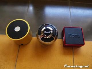 Review 3 speaker iBomb