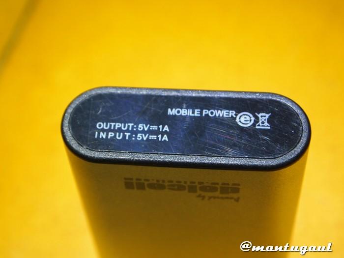 Info battery