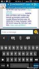 BBM Blackberry Messenger