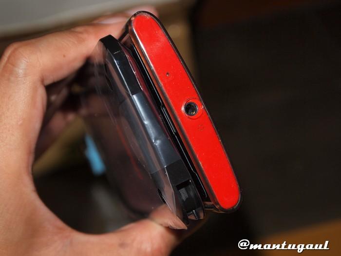 Perbandingan Powerbank Visipro 6000 dengan Nokia Lumia 920