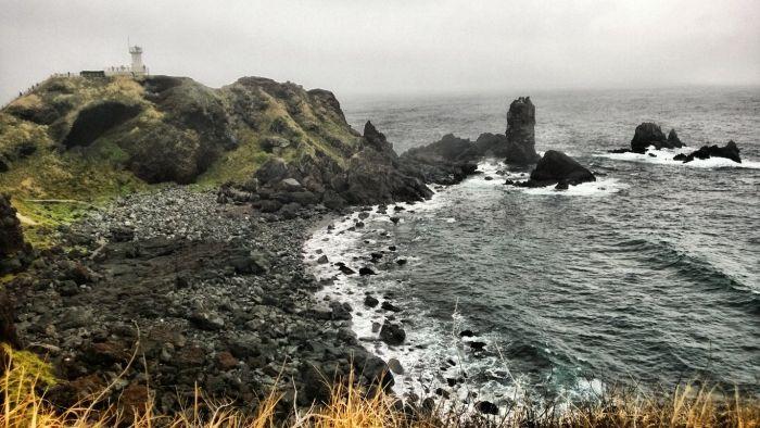 Seopjikoji Coast Jeju