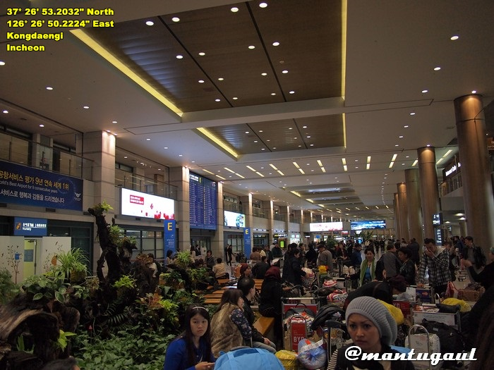 Airport Incheon Seoul