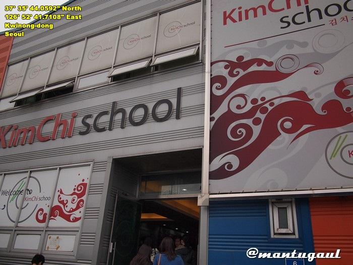 Langsung ke Kimchi School belajar bikin Kimchi