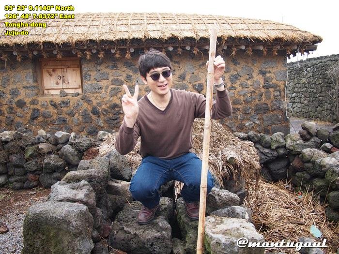 Jeju Folk Village, rumah adat khas Korea, ini toilet jaman dulu