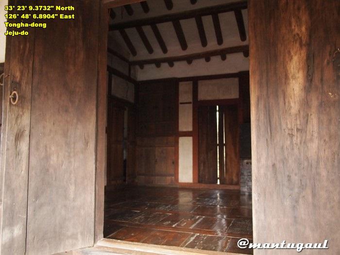 Rumah adat Jeju
