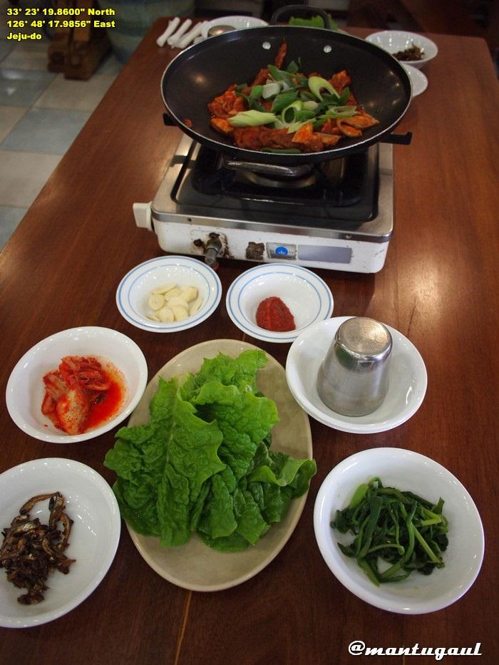 Kuliner korea