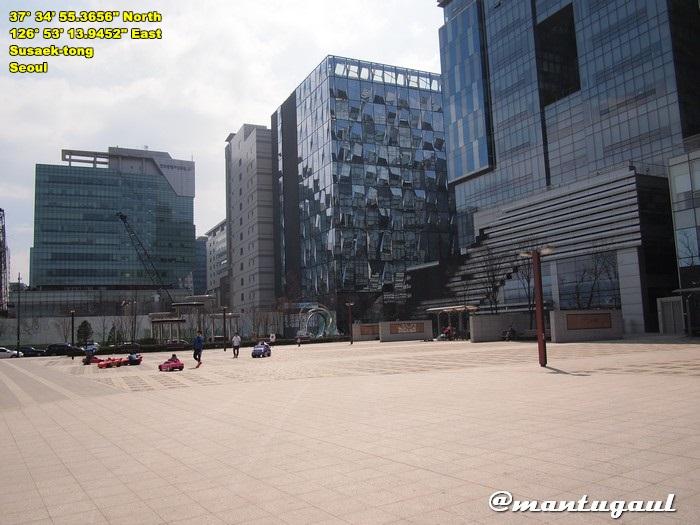 Tempat ini menjadi tempat shooting salah satu adegan di Avengers 2